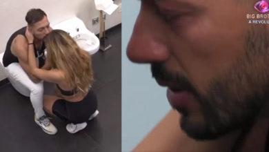Photo of Discussão de Zena e André Abrantes acaba em choro