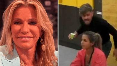 """Photo of Cinha Jardim sai em defesa de Rui e ARRASA Joana: """"Portou-se muito mal, achei muito baixo"""""""