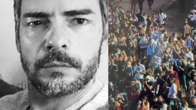 """Photo of Cláudio Ramos REVOLTADO com imagens da Nazaré """"Há gente a morrer, caramba!"""""""