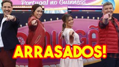 Photo of Apresentadores do 'Domingão' estão a ser ARRASADOS