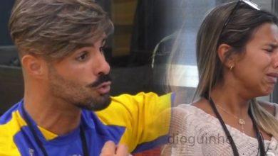 Photo of Rui Pedro vai fazer bullying à Joana  «Vou rasgá-la amanhã, vou rasgá-la na gala, vou rasgá-la todos os dias.»