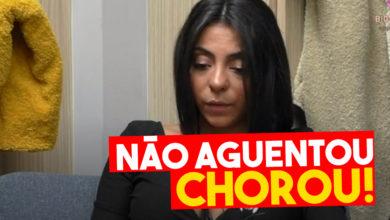 Photo of Jéssica não aguentou e CHOROU. Drama com Renato!