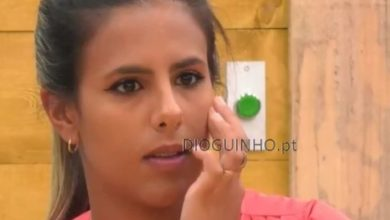 Photo of Joana do Big Brother REAGE a ATAQUE de Rui Pedro