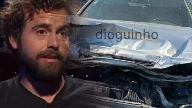 Photo of João Manzarra sofre aparatoso acidente