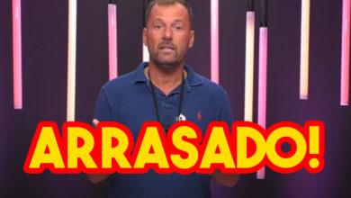 Photo of Concorrentes ARRASAM Pedro… mais uma vez!