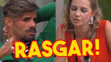 """Photo of Rui Pedro e Andreia rasgam """"A Joana não tem força lá força"""""""