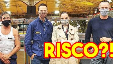 Photo of Cláudio Ramos e Iva Domingues podem ter colocado equipas da TVI em RISCO
