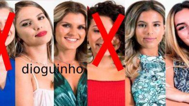 Photo of Sondagem: Quem vai ser expulsa do Big Brother?