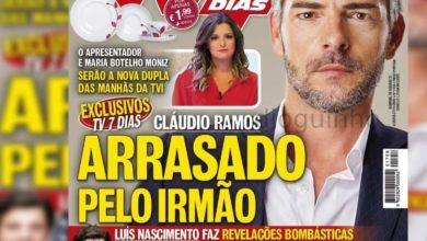Photo of Luís Nascimento arrasa o irmão Cláudio Ramos «Sempre me complicou a vida»