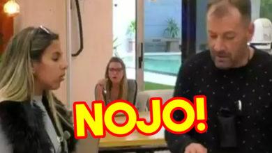 """Photo of Joana IRRITADA com Pedro: """"Para, que nojo!"""""""
