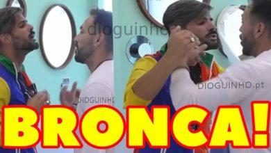 Photo of BRONCA: Rui Pedro e André Abrantes. AMEAÇAS, GRITOS, E TROCA DE ACUSAÇÕES