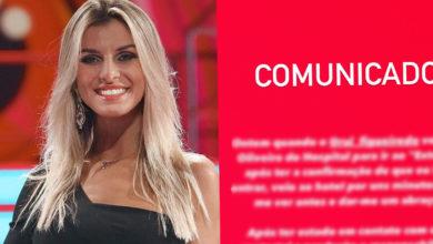 Photo of Jéssica Antunes faz COMUNICADO a explicar contacto com Rui Pedro
