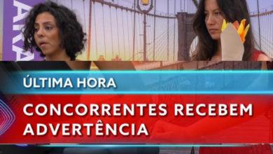 """Photo of COMÉDIA! 'Big' já não dá punições… dá """"AVISOS"""""""