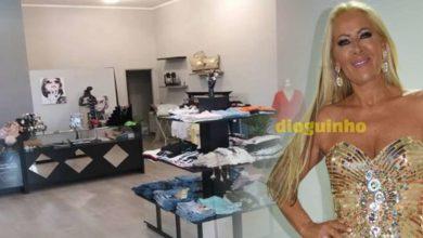 Photo of Maria Lisboa foi assaltada e FICOU SEM NADA