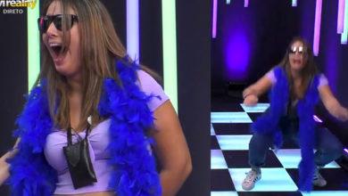 Photo of Carina RASGOU as calças no rabo a dançar