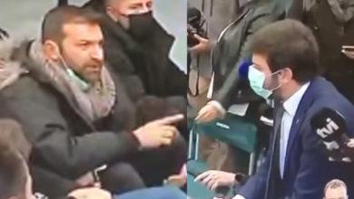 """Photo of Em greve de fome, Ljubomir irrita-se com líder do CDS-PP: """"Já estou a ver-te trocado"""""""