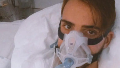 Photo of Leucemia e Covid-19: Sandro Lima nos Cuidados Intensivos
