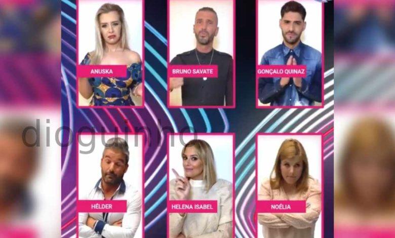 Sondagem Big Brother: Quem vai ser expulso amanha ...